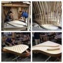 シュベスターピアノ響板取付イメージ2