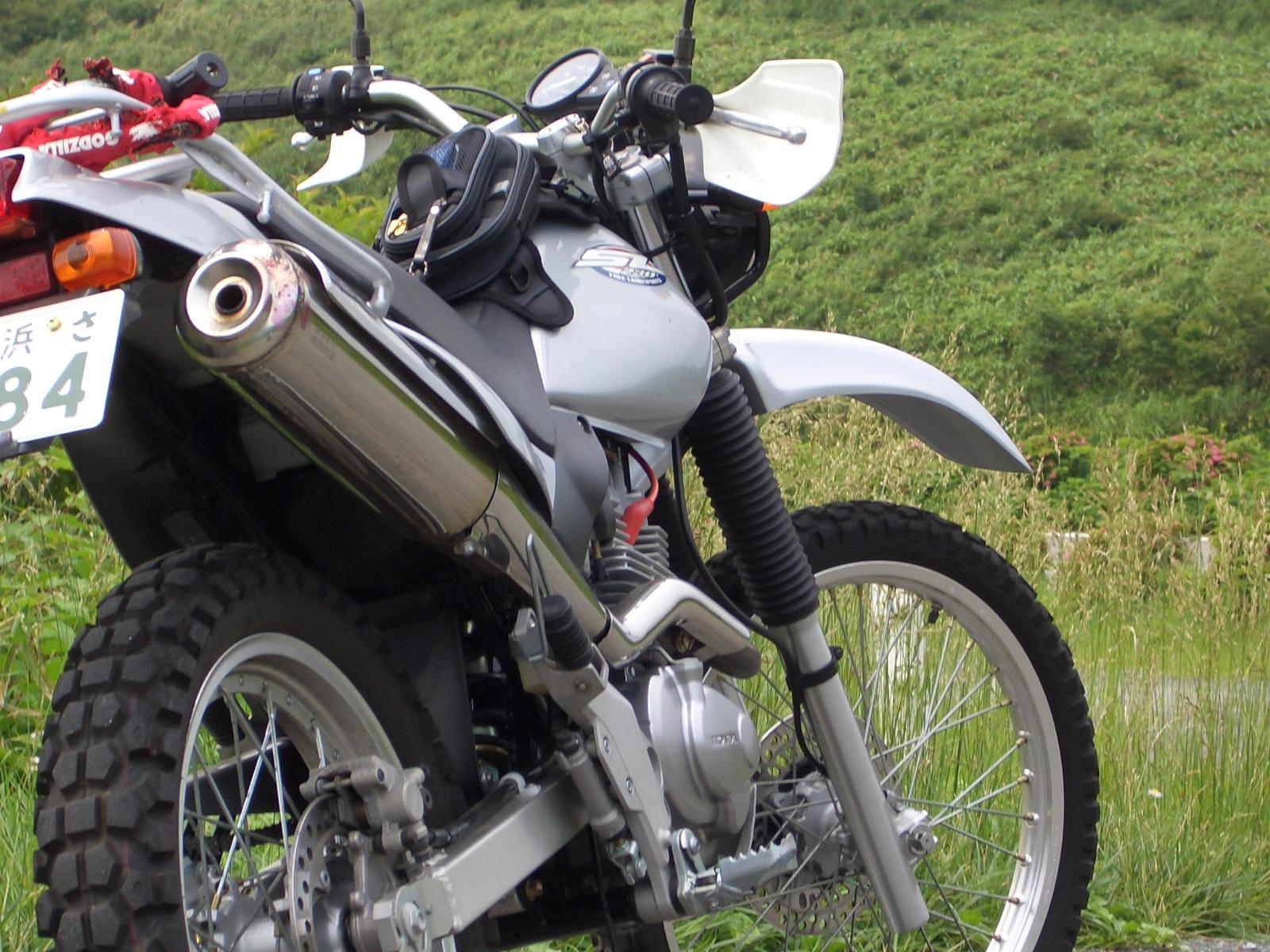 HONDA SL230